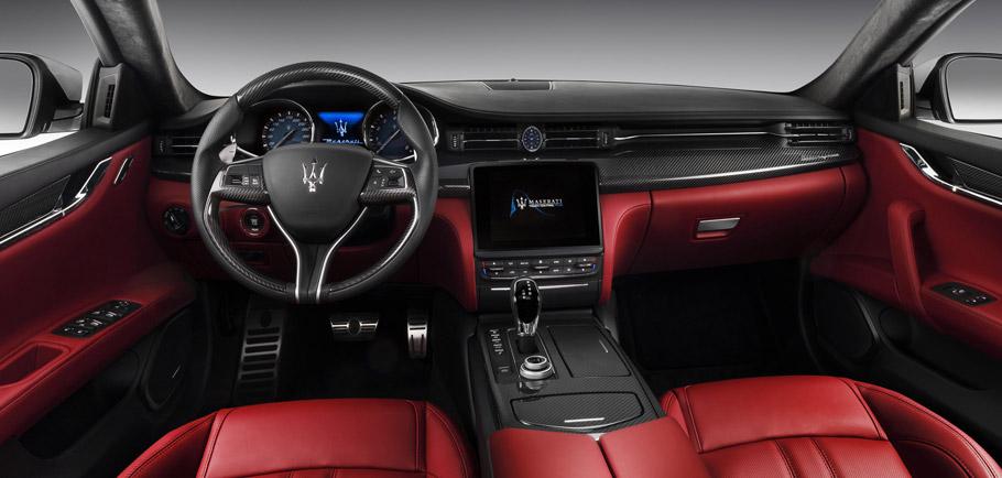 Maserati Quattroporte GTS GranSports Interior
