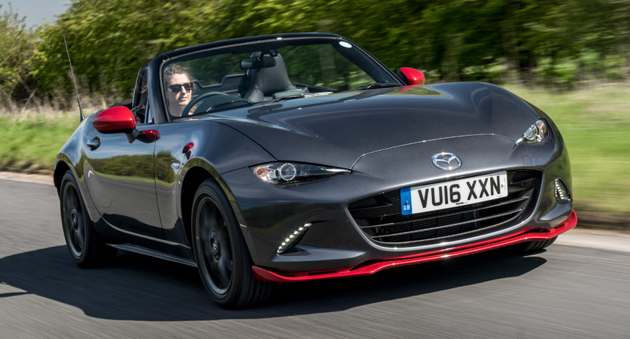 Mazda reveals some of MX-5 Icon\'s features