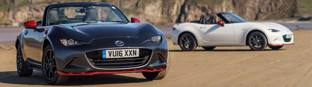 Mazda reveals more about the 2016 MX-5 Icon lineup. Check it out!