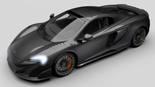 McLaren reveals details for the stunning MSO Carbon Series LT beast