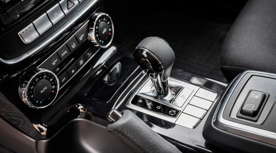 2016 Mercedes-Benz G350 d Professional  interior