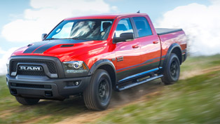 mopar and ram showcase the mighty mopar'16 ram rebel. details here!