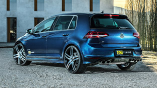 O.CT Tuning Volkswagen Golf VII R is a Muscled Beast which demands your attention NOW