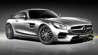 If this Mercedes-AMG GT S could only happen…