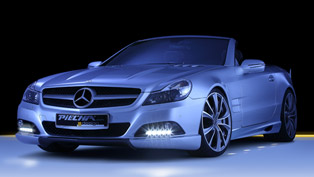 How to make your 15 year old Mercedes SL Roadster look modern