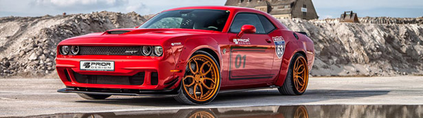 The Hellcat is back with 900HP and more aggressive than ever!