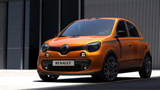 Sporty, agile and sweet, the new Twingo GT hits the streets this winter!