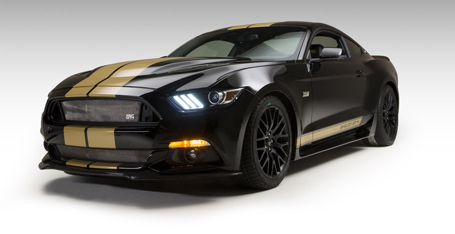 Shelby GT-H prototype front view