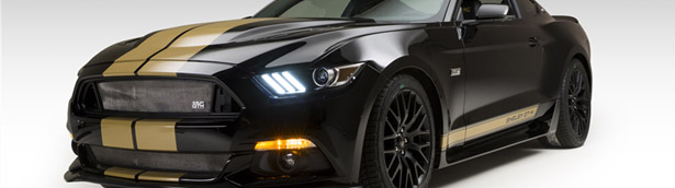 First ever Shelby GT-H prototype 50th anniversary edition goes to Barrett-Jackson