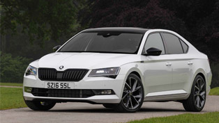 Skoda Superb SportLine: mixes sports experience with convenience