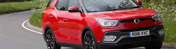 News from SsangYong: Tivoli XLT revealed!