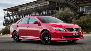 Neat improvements and elegant additions: 2016 Toyota Aurion Sportivo has a lot to demonstrate!