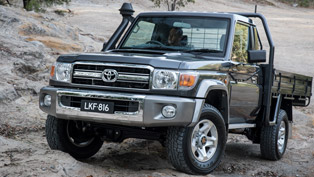 australian engineers pushed toyota's land cruiser to its limits. check out what happened!