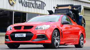 vauxhall vxr8 maloo lsa vs 1903 vauxhall 5hp and what they (surprisingly) have in common