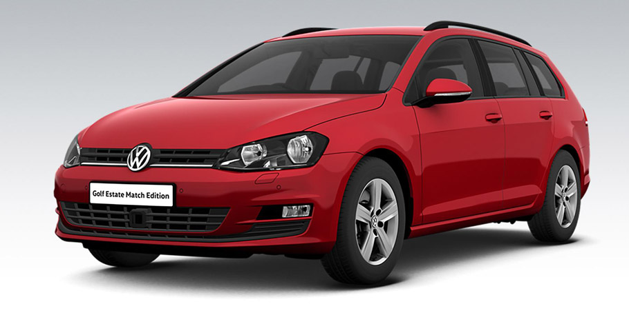 2016 Volkswagen Golf Estate