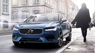 r-design lineup: volvo's challenge towards german manufacturers