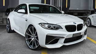 What happens when you power your BMW M2 with M4's engine?