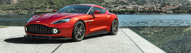 2017 Aston Martin Vanquish Zagato Coupe: fine style and unneeded changes