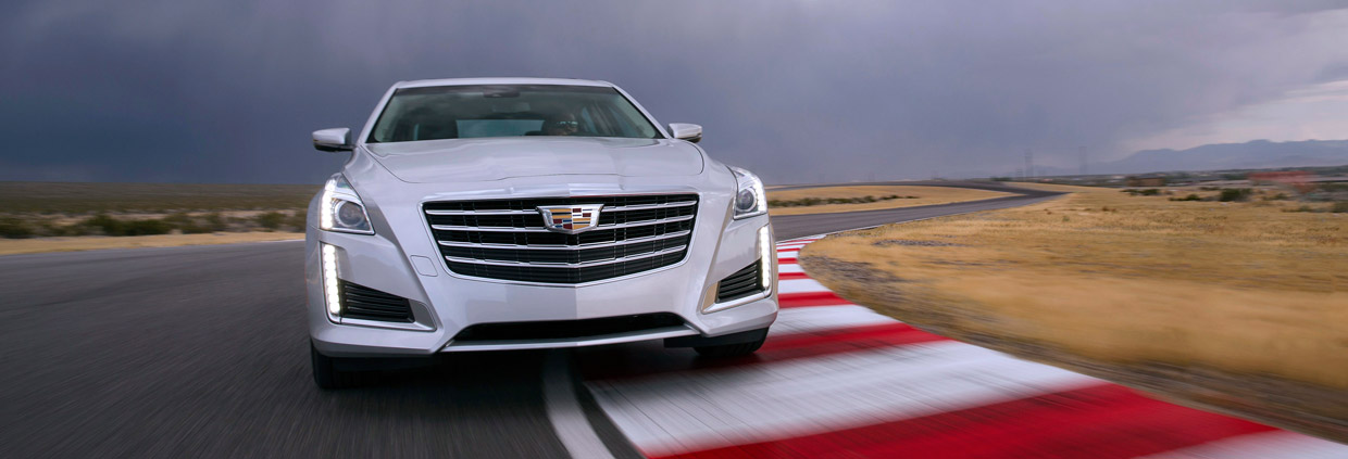 Cadillac CTS facelift MY2017
