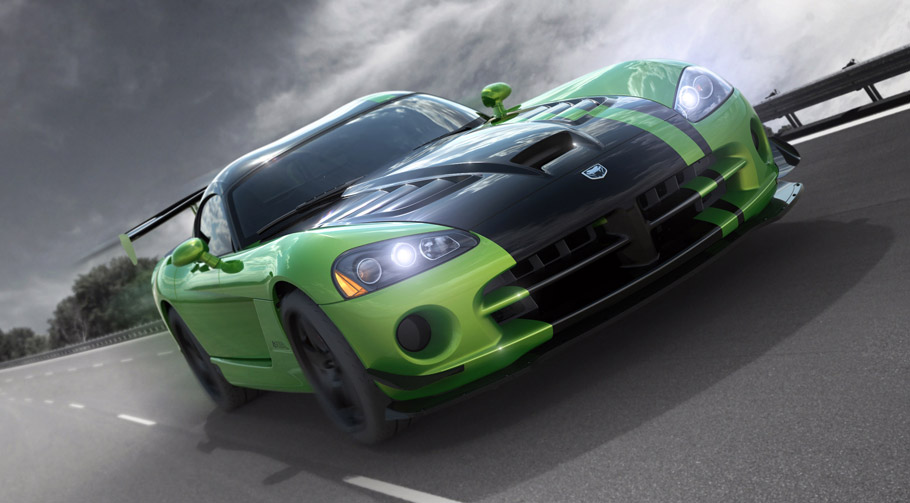 2010 Dodge Viper Snakeskin
