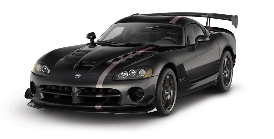 2010 Dodge Viper VoooDoo