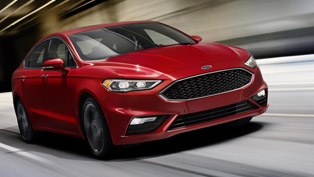 Ford adds sweet boost to the 2017 Fusion lineup: EcoBoost and more muscles