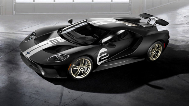 Ford GT '66 Heritage Edition is here to win some hearts