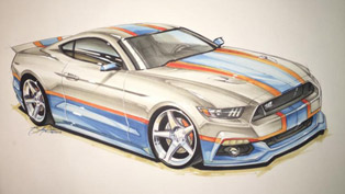 Silver King Edition Ford Mustang commemorates 80th Anniversary of Richard Petty