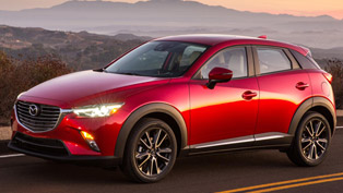2017 Mazda CX-3 heads our way! What to expect?
