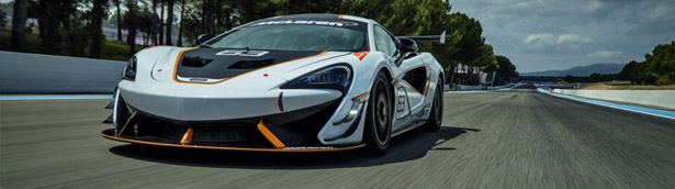 McLaren 570S Sprint is the supercar you need to see in action [w/video]