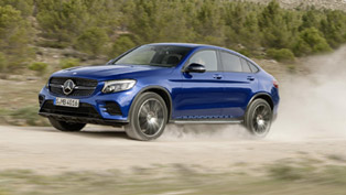 mercedes glc coupe: what's new? don't worry, there's nothing that impressive