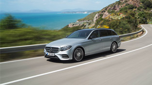 New Mercedes-Benz E-Class Estate is here in early 2017!