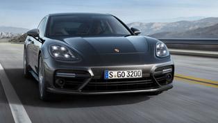 Lo and behold! Porsche reveals the fully transformed 2017 Panamera