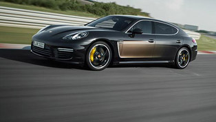 2017 Panamera in details: distinctive as always, appealing as never before