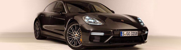 Be the first to see the 2017 Porsche Panamera as first images leak online