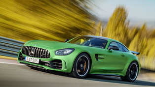 Mercedes-AMG strikes again: 2018 GT R revealed!