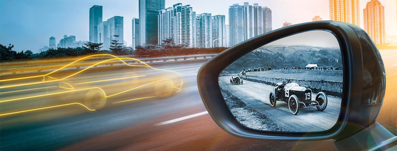 Autonomous cars front cover image