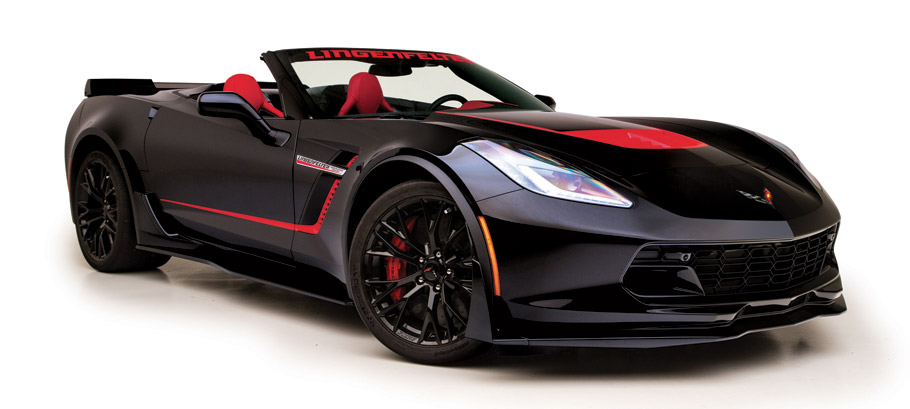 2016 Lingenfelter Chevrolet Corvette Z06 Convertible Signature Edition