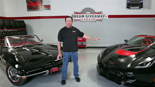 Win two Corvettes and $50,000 for taxes in the 2016 Corvette Dream Giveaway [w/video]