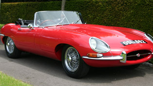 A legendary Jaguar E-Type has returned to us! Check the story here!