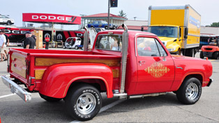 The Lil' Red Express Truck