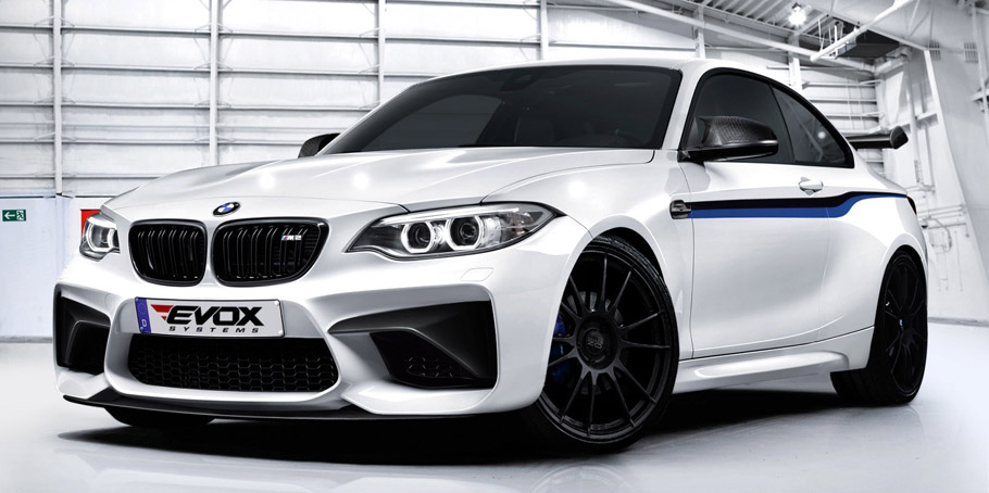 Alpha-N Performance BMW M2 F87 front view