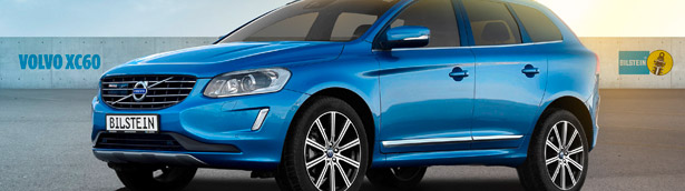 Got an old Volvo XC60? Here's three ways of improving its suspension