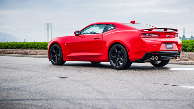 BORLA Gears Camaro SS with exclusive exhaust system. It is worth reviewing! [w/video]
