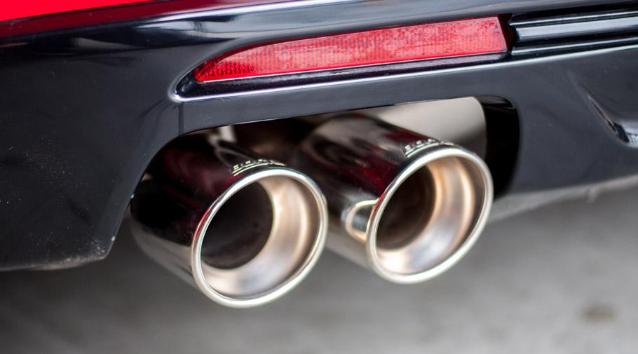 2016 Chevrolet Camaro SS with BORLA Exhaust System