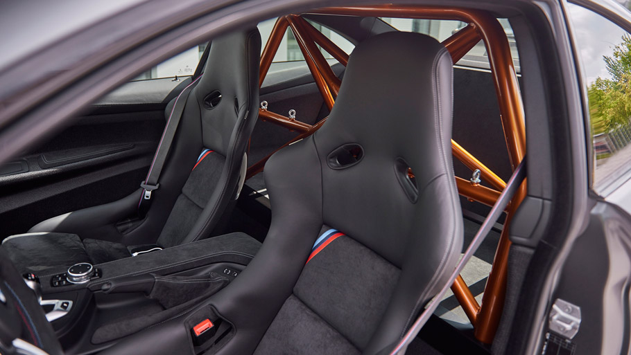 G-POWER BMW M4 GTS F82 interior