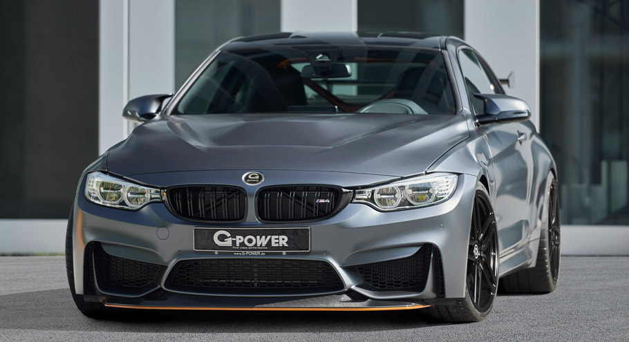 G-POWER BMW M4 GTS F82 front view
