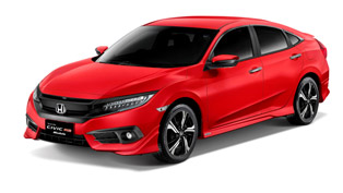 Honda introduces Civic RS Turbo Modulo variant, but there's one unfortunate fact for all fans