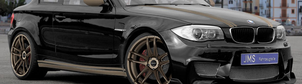 JMS offers distinctive ways for BMW M1 improvement