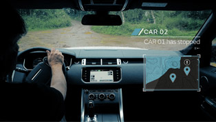 Jaguar Land Rover showcases a rather special system. Check it out!